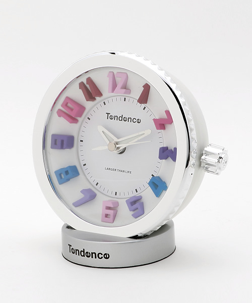 Tendence テンデンス テーブルクロック TABLE Clock 卓上時計 掛置兼用