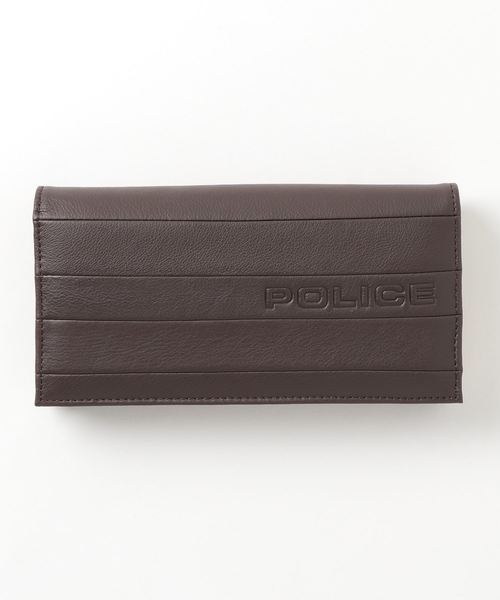 【POLICE/ポリス】(KST)BICOLORE/ロングウォレット