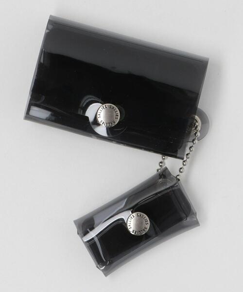 <SALLIES(サリーズ)> PVC WALLET/財布