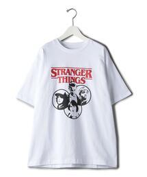 【別注】【WEB限定】 <STRANGER THINGS> TEE EC/Tシャツ