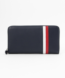 5a5be380a1fc TOMMY HILFIGER(トミーヒルフィガー)の「コーポレートロングウォレット(財布)」