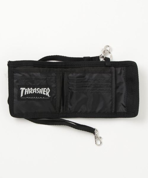 THRASHER/スラッシャー 折財布/コインケース