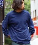 Hanes/ヘインズ Bigsize Beefy Long Sleeve Tee(Tシャツ/カットソー)