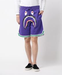 SHARK BASKETBALL SWEAT SHORTS M(パンツ)