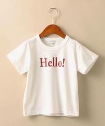 【キッズ】HELLO Tシャツ