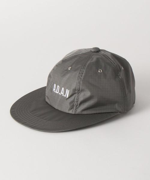<thinq> ADAN NYLON CAP/キャップ