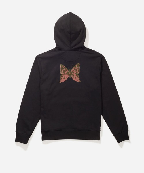Saturdays NYC(サタデーズ ニューヨークシティ )の「Ditch Butterfly(パーカー)」|詳細画像