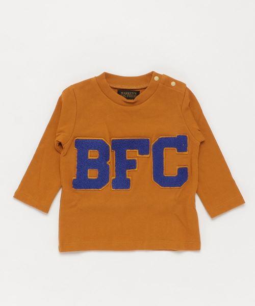 BFCワッペンロンT(80~130cm)