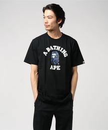 COLOR CAMO COLLEGE TEE M(Tシャツ/カットソー)
