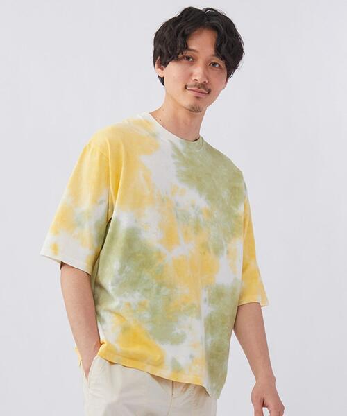 タイダイリラックスTシャツ