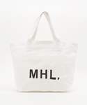 MHL. | HEAVY CANVAS (トートバッグ)