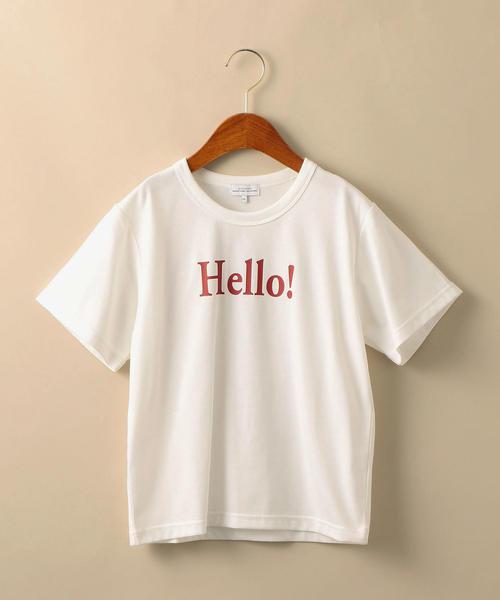 【ジュニア】HELLO Tシャツ
