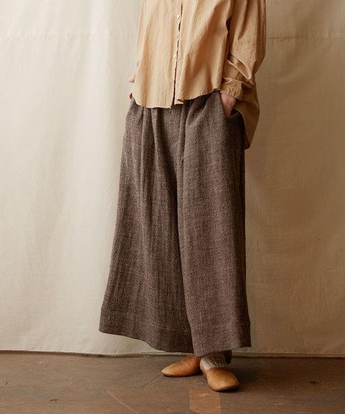 バーゲンで wide legged pants/ワイドレッグドパンツ, 工具屋「まいど!」 1d4c717c