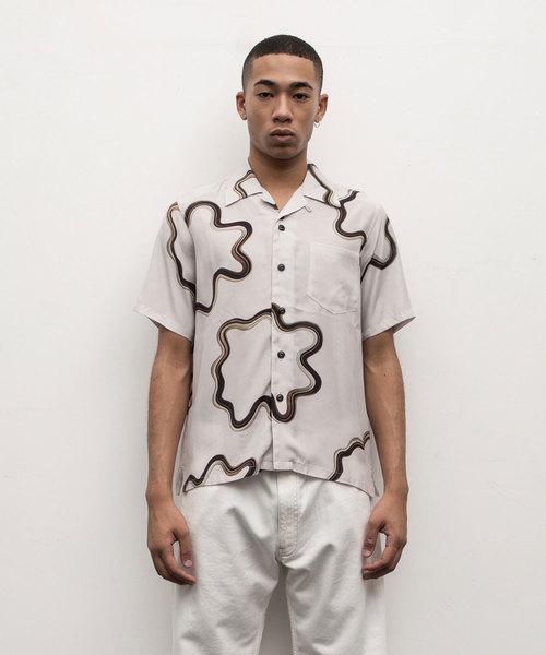 【上品】 【2020春夏 BAL】SAKAWAKI KEI x KEI BAL RAYON SS SHIRT(シャツ SS/ブラウス)|BAL(バル)のファッション通販, ワンナップ:2ca06879 --- 888tattoo.eu.org