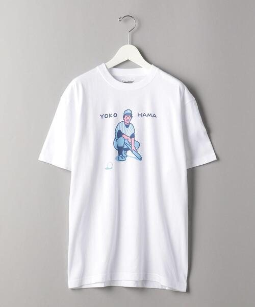 <DeNA BAYSTARS (ベイスターズ)> face Tee/Tシャツ
