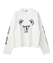 BEAR スウェットホワイト