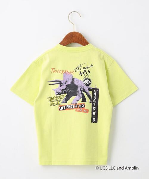 【別注】ジュラシックパーク/ Tシャツ 100cm-130cm