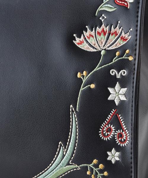 Embroidery Shoulder