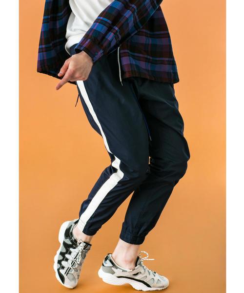 <monkey time>  C/N LINE SKINNY JOGGER PANTS/ジョガーパンツ ¨ ◇