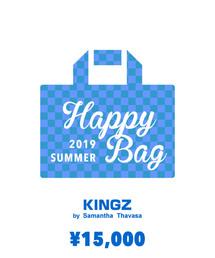 【Happy Bag】KINGZ by Samantha Thavasa(福袋/福箱)