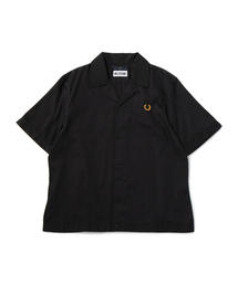 FRED PERRY x MILES KANE BOWLING SHIRT