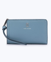 adaf3869f367 MARC JACOBS(マークジェイコブス)の「THE SOFTSHOT/ザ ソフトショット コンパクト ウォレット