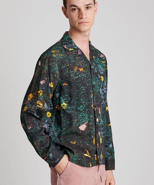 【セール】 Marco Transition Long Sleeve Sleeve Long Shirt(シャツ/ブラウス) Saturdays NYC(サタデーズ Transition ニューヨークシティ )のファッション通販, Gnetアキバ:803e69b2 --- fahrservice-fischer.de