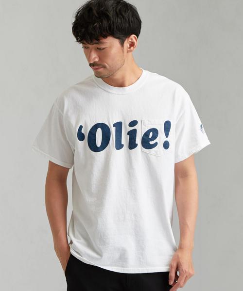 [ザ デイ オン ザ ビーチ] SC THE DAY OLIE Tシャツ