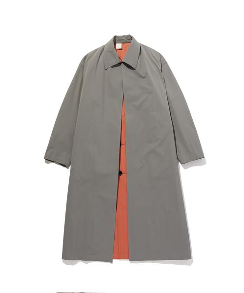 低価格で大人気の FALL2019 LAYERED LAYERED LONG COAT(ステンカラーコート) LONG|N.HOOLYWOOD(N.ハリウッド)のファッション通販, 生活BOX:d7a7030a --- kredo24.ru