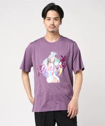 MISS HEATHER Tシャツパープル