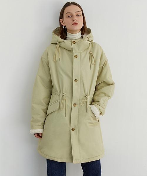【Fano Studios】Boa middle mods coat FD20W179