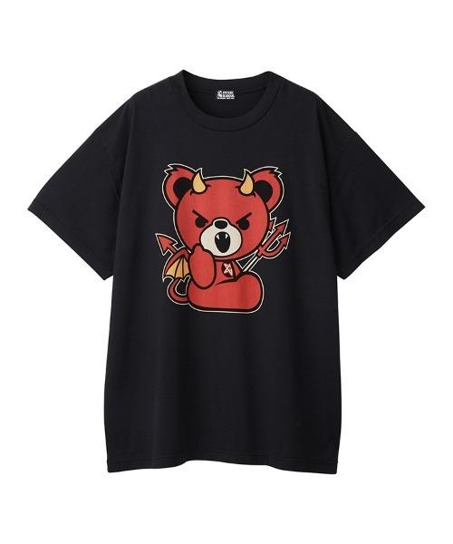 DEVIL BEAR オーバーサイズTシャツ