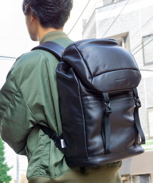 BROSKI AND SUPPLY/FLAME -MOON LEATHER ver.-