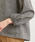 green label relaxing(グリーンレーベルリラクシング)の「[手洗い可能] CFC ハードマンズLI ギャザー ブラウス(シャツ/ブラウス)」|詳細画像