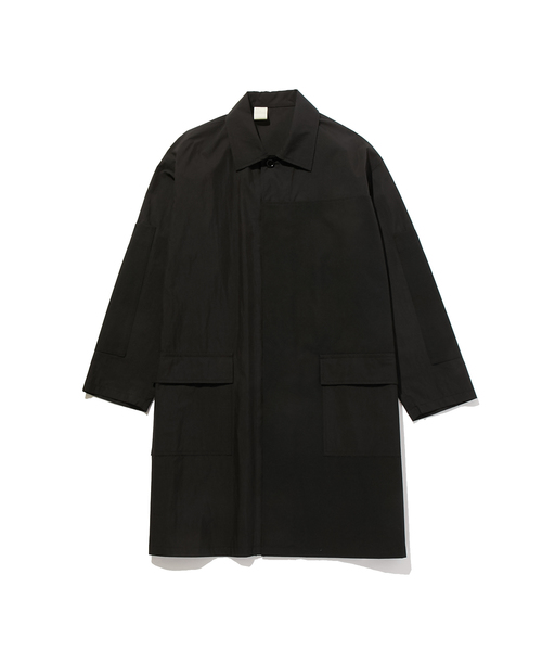 FALL2019 BALMACAAN COAT