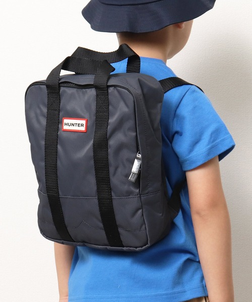 【 HUNTER / ハンター 】KIDS BACKPACK JBB1119KBM