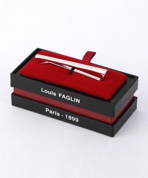 LOUIS FAGLIN: プレーン ネクタイピン