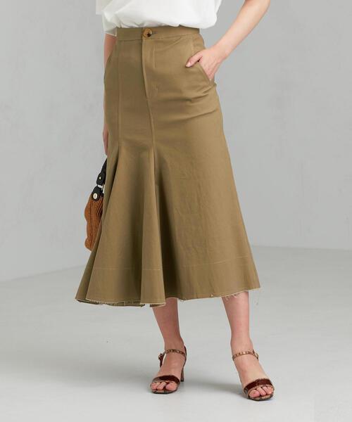 ★FFC CAARA マーメイド スカート
