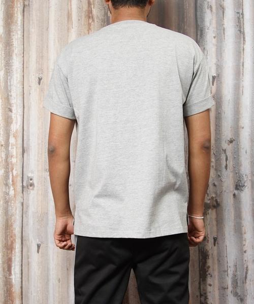 ルーズシルエット半袖Tシャツ(IR)
