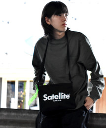 Satellite(サテライト)の<satellite>BASIC SACOCHE サコッシュ(ショルダーバッグ)