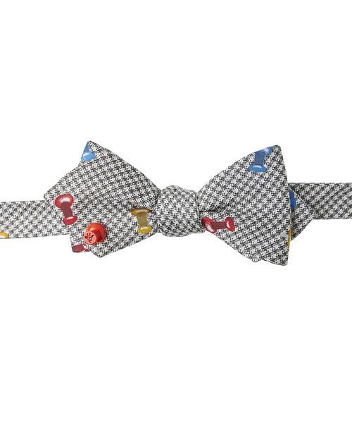 激安特価  プッシュピン蝶タイ GRAY(蝶ネクタイ)|giraffe(ジラフ)のファッション通販, シースカイ:d7d9bc5b --- pyme.pe