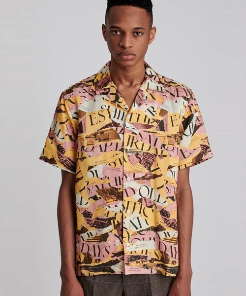 贅沢 Canty Decade Shirt(シャツ/ブラウス)|Saturdays Saturdays NYC(サタデーズ ニューヨークシティ Decade NYC,サタデーズ )のファッション通販, Dress Lab:124a945f --- skoda-tmn.ru