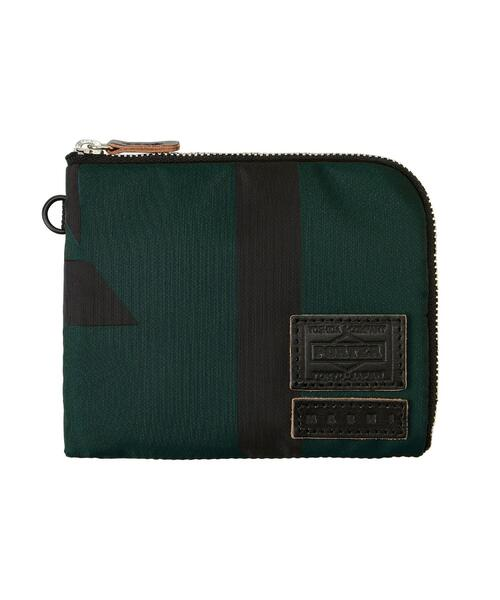 ▲<MARNI(マルニ)>×<PORTER(ポーター)> ZIP WALLET SR 8■■■