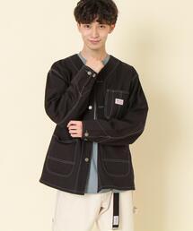 SMITH'S別注ダックノーカラーカバーオールジャケット(その他⇒WEB限定カラー)