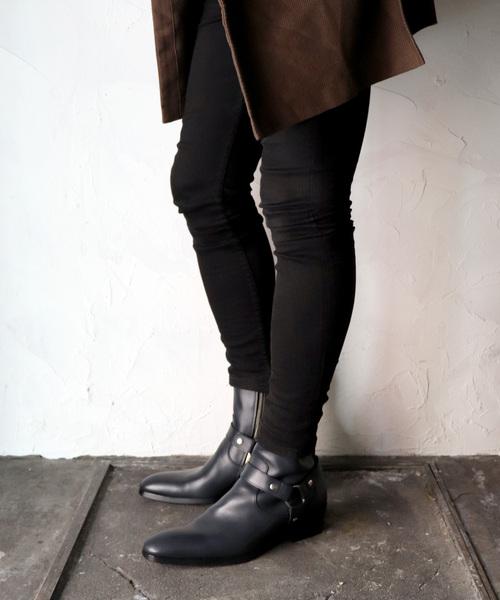 【ギフト】 whoop-de-doo 5cmヒールアップ/フープディドゥ 5cmヒールアップ リングブーツ(ブーツ) whoop-de-doo(フープディドゥ)のファッション通販, ジョウエツシ:534464b1 --- bebdimoramungia.it