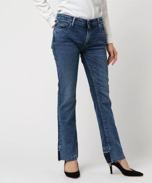【即納】 【セール セール,SALE,REPLAY】DOMINIQLI Ladies,リプレイ ストレッチデニムミックス(デニムパンツ) REPLAY(リプレイ)のファッション通販, メンズプロダクト:874cfc61 --- pyme.pe