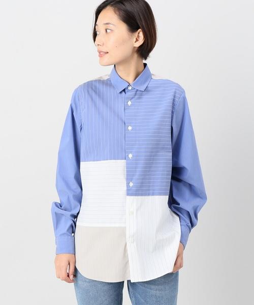 スミダシャツ SWITCH REG SHIRT 02