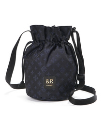99e98fdb3d08 russet(ラシット)の【WEB限定】&R Drawstring Bag S(ショルダーバッグ