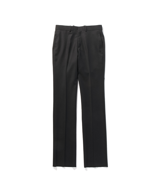 FALL SLIM STRAIGHT SLACKS