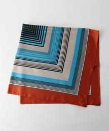 Le Vernis(ルベルニ)オールドライン スカーフ / バンダナ
